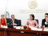 Instala senado comisión de Rescate y Gestión de Mexicanidad