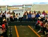 Anuncia Peña nueva vía en la salida del DF a Cuernavaca