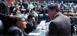 Reporte Legislativo, Cámara de Senadores: Jueves 20 de marzo de 2014