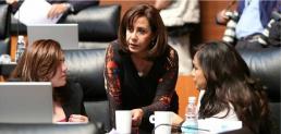 Reporte Legislativo, Cámara de Senadores: Jueves 27 de marzo de 2014
