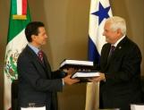 Firman TLC México y Panamá