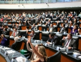 Acuerda Senado sesionar a diario hasta el 30 de abril