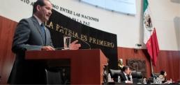 Reporte Legislativo, Cámara de Senadores: Viernes 25 de abril de 2014