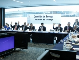 Comparece terna para Comisión Nacional de Hidrocarburos