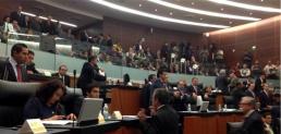 Reporte Legislativo, Comisión Permanente: Miércoles 30 de abril de 2014
