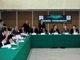 Avalan comisiones en diputados secundarias de Reforma Política; van al pleno