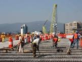 Construcción, su peor caída desde 2010