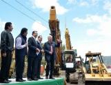 Inicia construcción del tren DF-Toluca