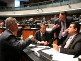 Aprueba Senado leyes de Pemex y CFE