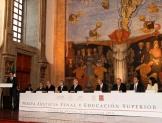 Firman SEP, SEGOB y ANUIES convenio para nueva Justicia Penal y Educación Superior