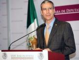 Tiempo de construir agenda para terminar legislatura: González Morfin