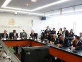 Inician comisiones del Senado análisis de Reforma del DF