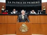 Busca PRD que Presidente acuda de nuevo a rendir Informe de Gobierno