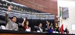 Reporte Legislativo, Cámara de Senadores: Jueves 9 de octubre de 2014