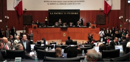 Reporte Legislativo, Cámara de Senadores: Miércoles 29 de octubre de 2014