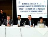 Expresan diputados a comisionados del IFT preocupación por la falta de reglas