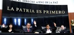 Reporte Legislativo, Cámara de Senadores: Jueves 13 de noviembre de 2014
