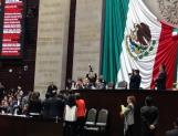 Confronta a diputados y senadores Ayotzinapa, marchas y