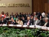 Instala INE Comités del PREP, del Padrón Electoral y de Distritación