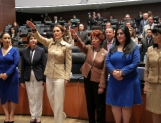 Designa Senado a integrantes del Consejo Consultivo de la CNDH