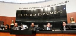 Reporte Legislativo, Cámara de Senadores: Domingo 14 de diciembre de 2014