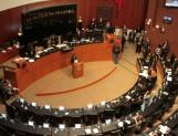 Al pleno del Senado, Reforma política del DF