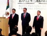 Abraham Zamora, nuevo director de Banobras
