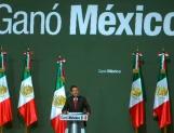 Adelanta Enrique Peña Nieto en PREP y encuestas de salida