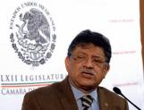 Tope a sueldos de funcionarios, prioridad del PRD en Diputados