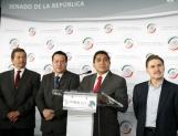 Autoriza Senado licencia de Preciado; va por gubernatura de Colima