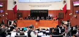 Reporte Legislativo, Cámara de Senadores: Martes 17 de febrero de 2015