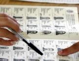 Muestra INE boletas modificadas para elección de Diputados