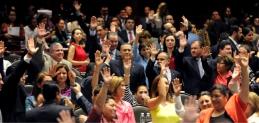 Reporte Legislativo, Cámara de Diputados: Martes 3 de marzo de 2015