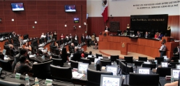 Reporte Legislativo, Cámara de Senadores: Martes 10 de marzo de 2015