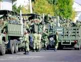 """Violencia criminal y """"guerra contra el narcotráfico"""