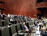 Vacante en diputados, curul de Murillo Karam y Rodríguez Calderón