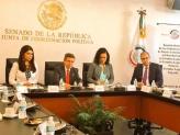 Retoman discusión de reforma política de la Ciudad de México