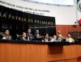 Turnan a Jucopo y comisiones del Senado propuestas para abrir espacios a Carmen Aristegui