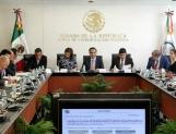 Comisiones en sesión permanente analizan reformas a la Ley Federal de Armas de Fuego y Explosivos