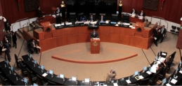 Reporte Legislativo, Cámara de Senadores: Martes 7 de abril de 2015