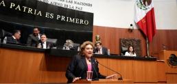 Reporte Legislativo, Cámara de Senadores: Miércoles 8 de abril de 2015