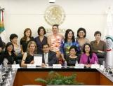 Senado será sede del Foro Global de Mujeres en el Parlamento