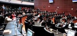 Reporte Legislativo, Cámara de Senadores: Martes 28 de abril de 2015