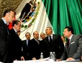 Frenan PRI, PAN y Nueva Alianza reforma del DF en diputados