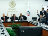 Instalan legisladores comisiones de Trabajo de la Permanente