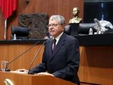 Dará Senado homenaje de cuerpo presente a Manuel Camacho Solís