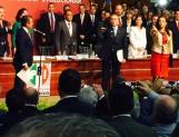 Protesta Manlio Fabio Beltrones como dirigente nacional del PRI