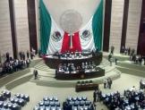Presiden Jesús Zambrano la Mesa Directiva, y César Camacho, la Jucopo de Diputados