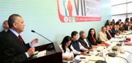 Agenda legislativa del PRI en Diputados y Senado