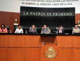 Senado pide al gobierno actuar contra delitos de alto impacto